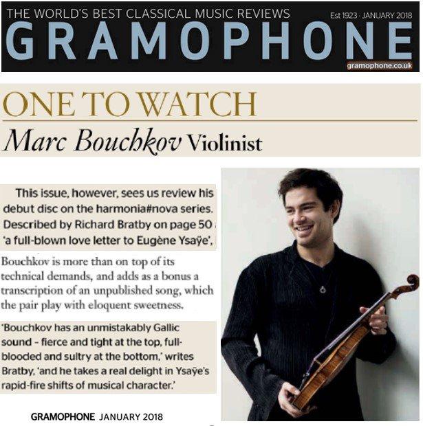 Bouchkov Gramophone