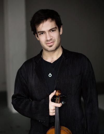 Marc Bouchkov - Violinist