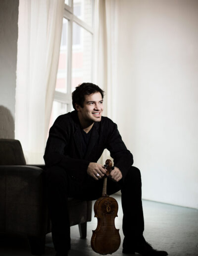 Marc BouchkovMarc Bouchkov - Violinist