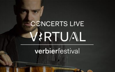 On Saturday 25 July 2020 Marc performed at the Virtual Verbier Festival Series