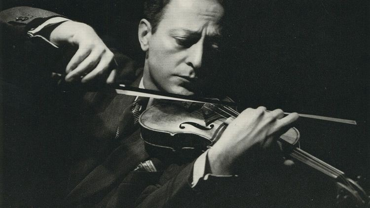 Great violinists of the 20th Century