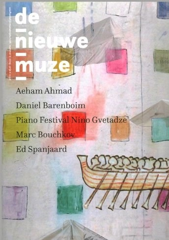 Marc Bouchkov's interview at the Nieuwe Muze music magazine